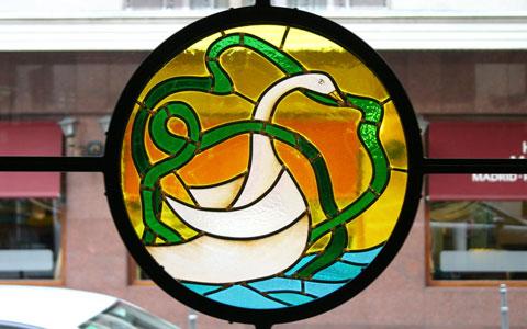 Logo Restaurante El Cisne