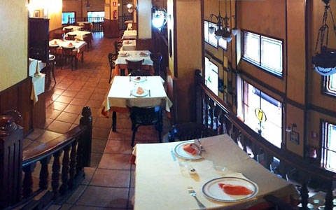 Salones Restaurante El Cisne