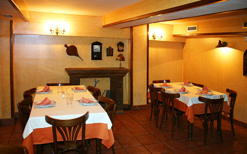 Salones privados Restaurante El Cisne